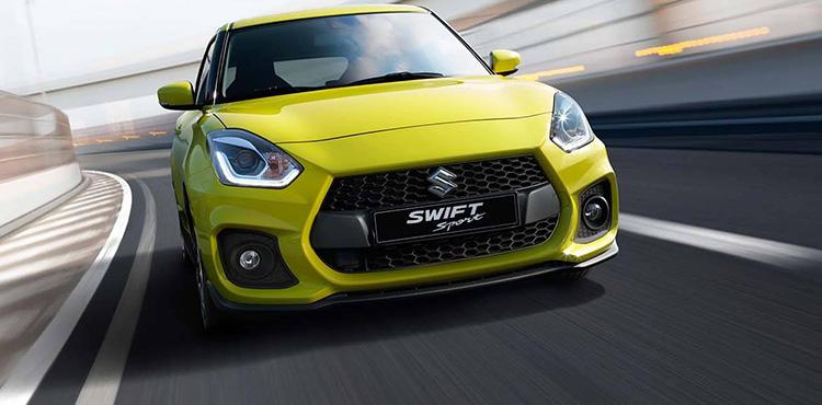 SuzukiQLD SwiftSport