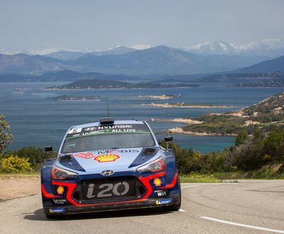 Hyundai Motorsport Preview: Round 3 - Rally México image