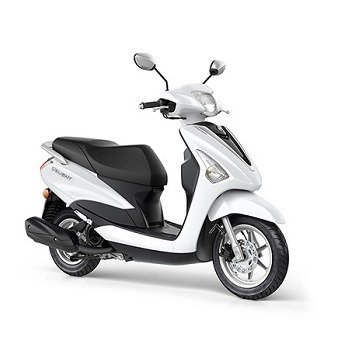Yamaha Delight 125 for Rental Small Image