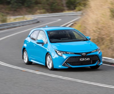 Toyota has sold 50 million Corollas worldwide and more than 1.5 million in Australia (2018 hatch shown) image