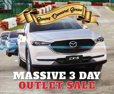 Massive 3 Day Spring Carnival Outlet Sale image