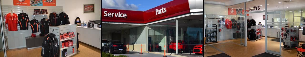 Brian Gardner Motors Parts