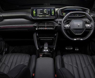 Peugeot 2008 Interior image
