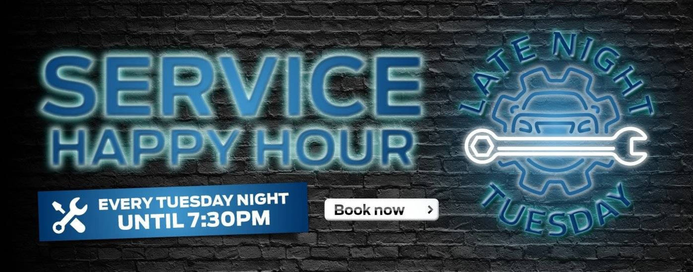 Ford Dealer Sydney Late Night Vehicle Servicing