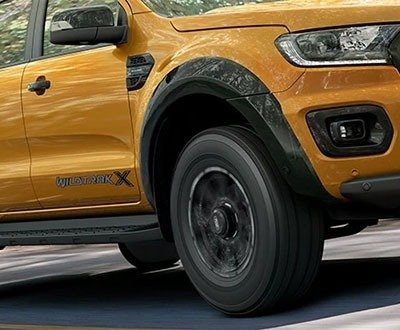 Introducing the Ford Ranger Wildtrak X image