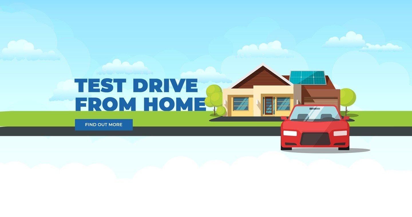 Clancy Ford Dubbo | Test Drive From Home