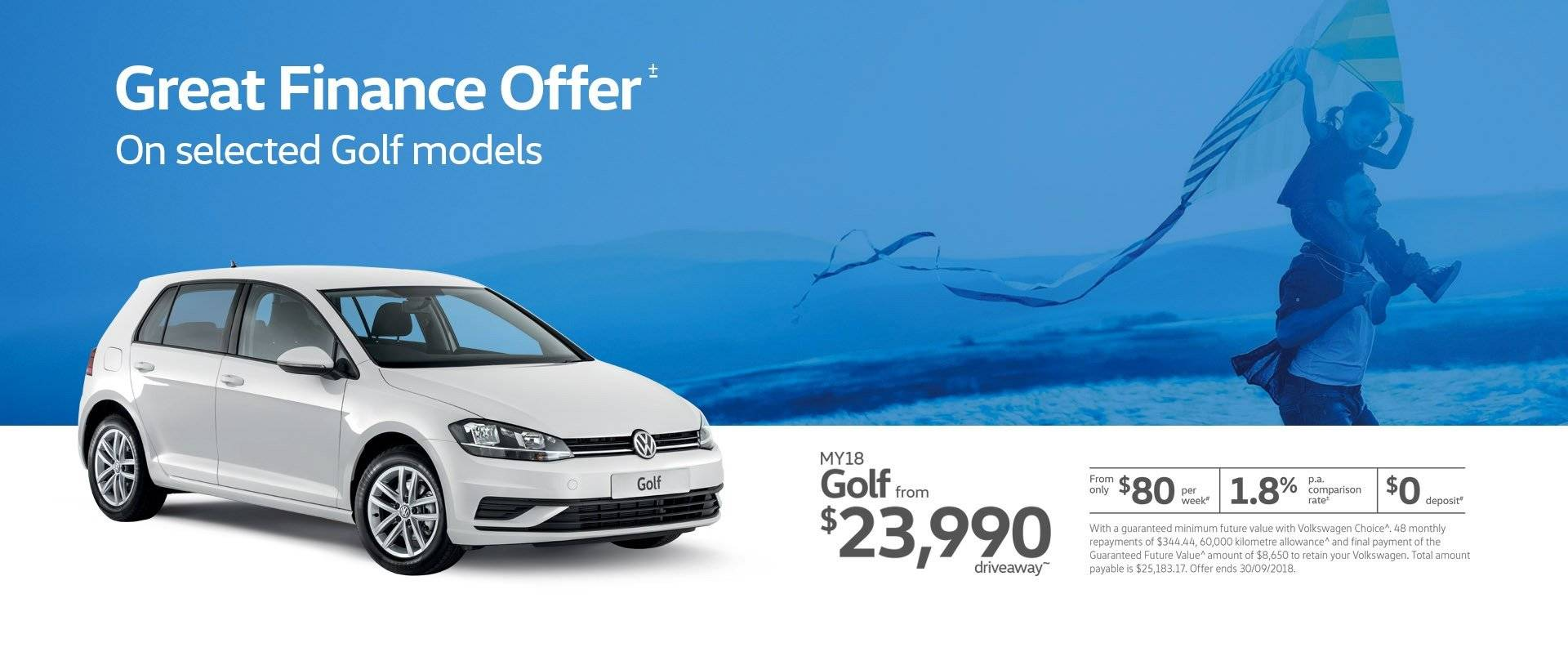 Volkswagen Passenger offer