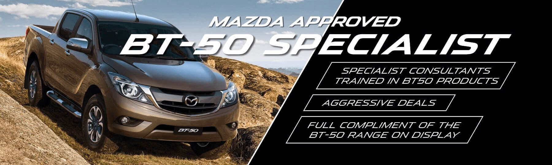 Mazda BT-50 Specialist