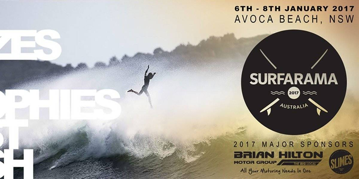 blog large image - Breaking in the new year with Surfarama