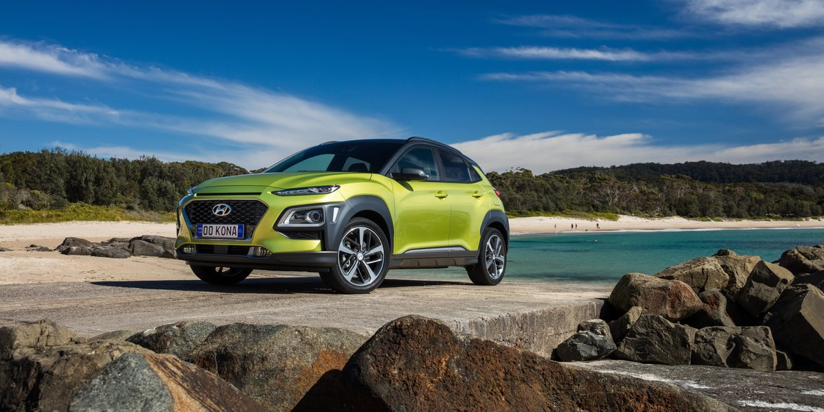 blog large image - Hyundai Kona wins 2020 Drive Small SUV of the Year