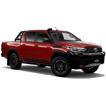 2018 Toyota Hilux 4x4 Rugged X Demonstrator Small Image