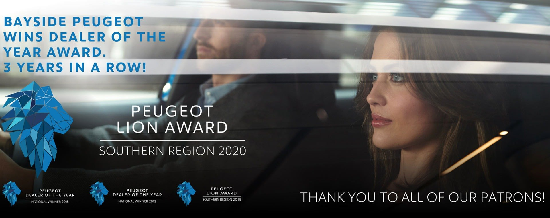 Bayside-Peugeot-Reward