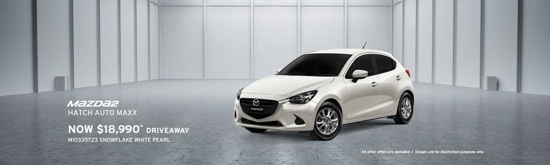 Newcastle Mazda, Mazda 2