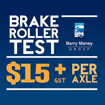 Brake Roller Test Truck Service Special Small Image