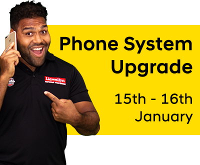 Phone System Upgrade image