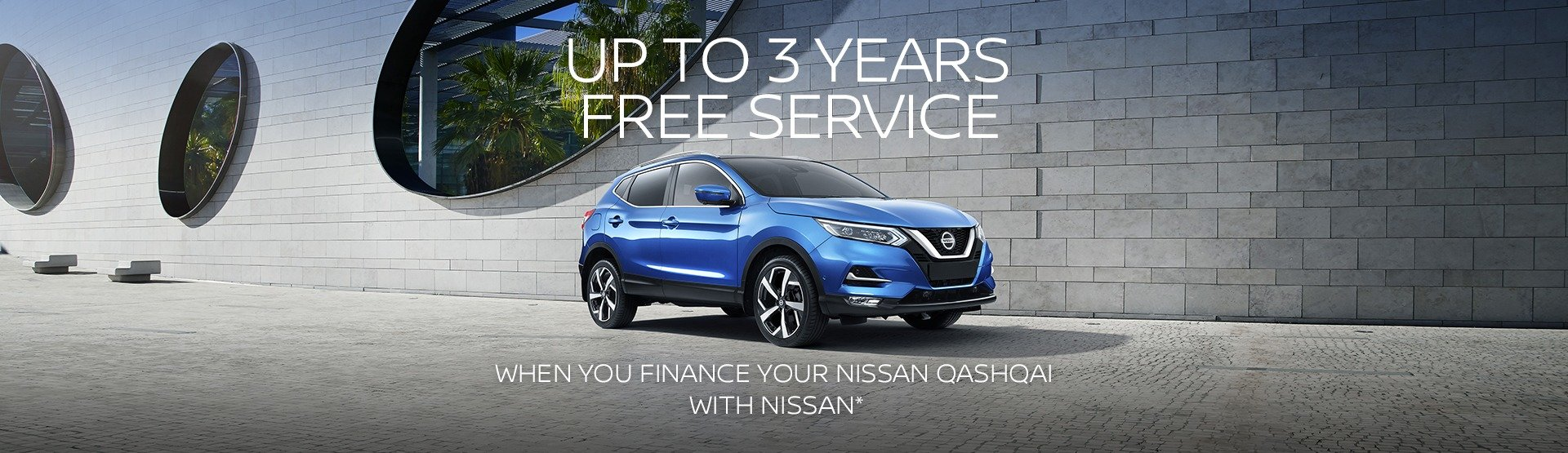 Nissan-Qashqai-3-years-free-service