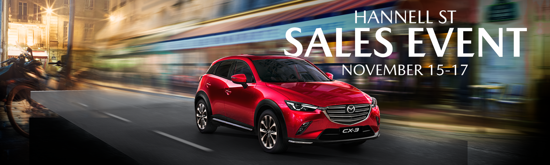 Hannell St Sales Event Newcastle Mazda