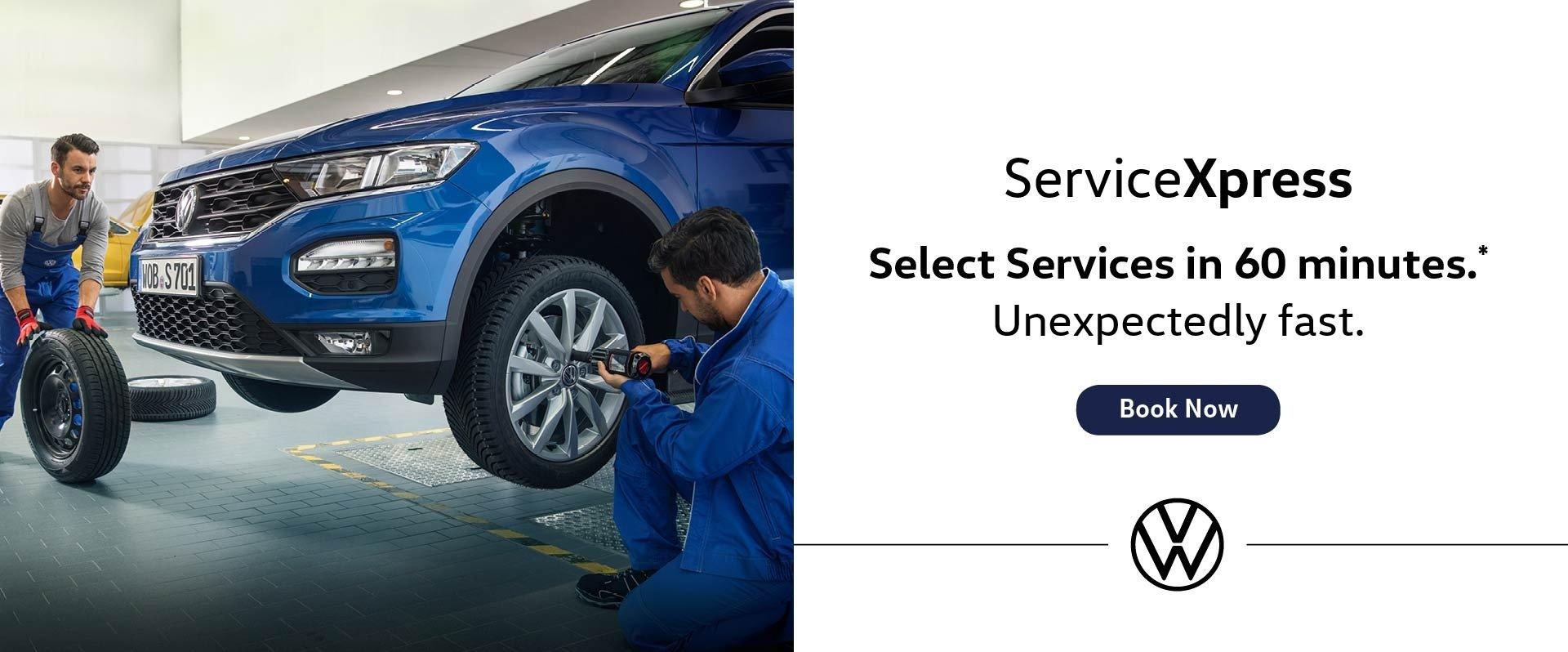 Volkswagen Service Xpress