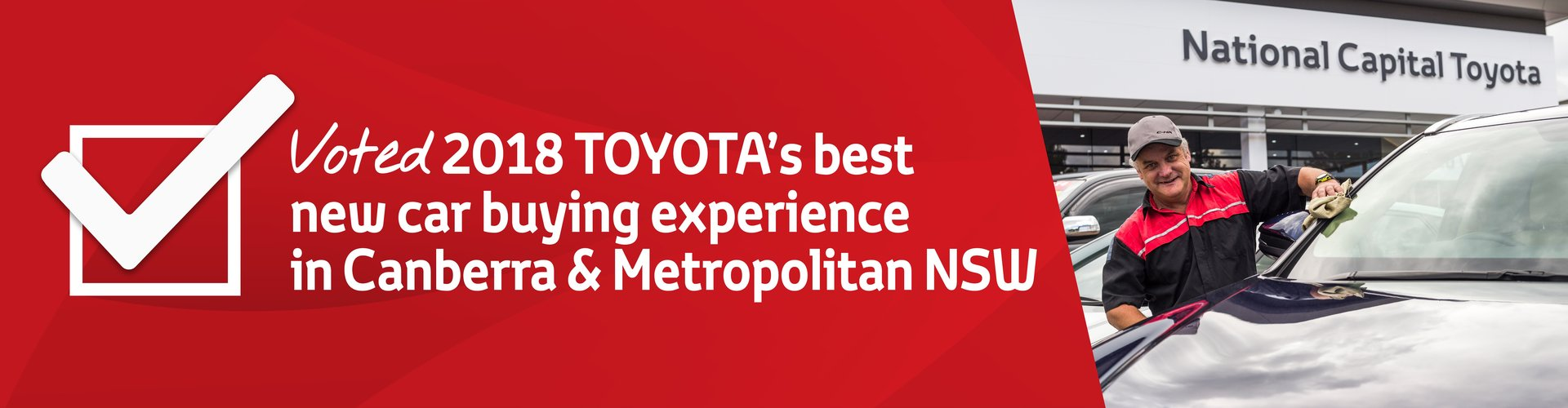 National Capital Toyota Best Service