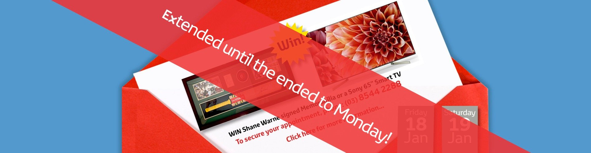 Waverley Toyota's RED ENVELOPE SALE EVENT