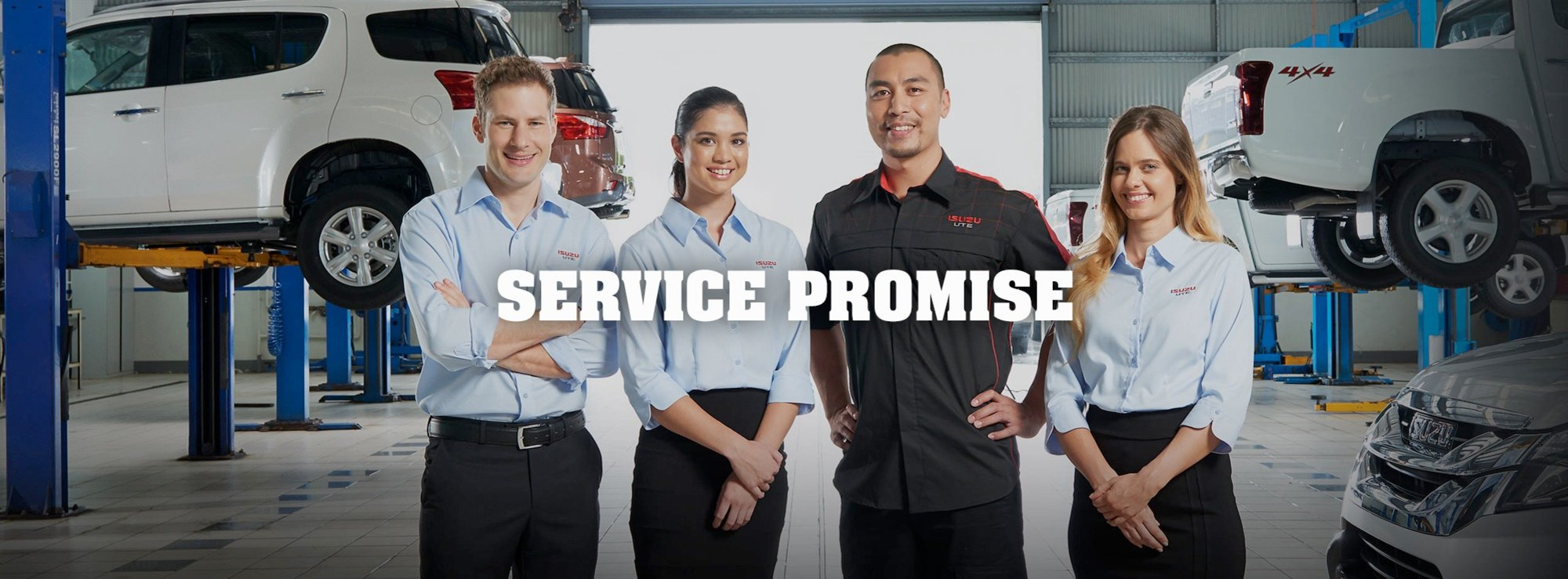 Jarvis Service Promise