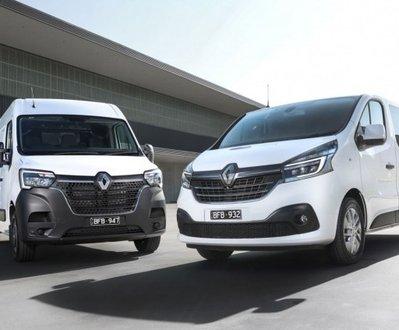 Renault LCV finance image