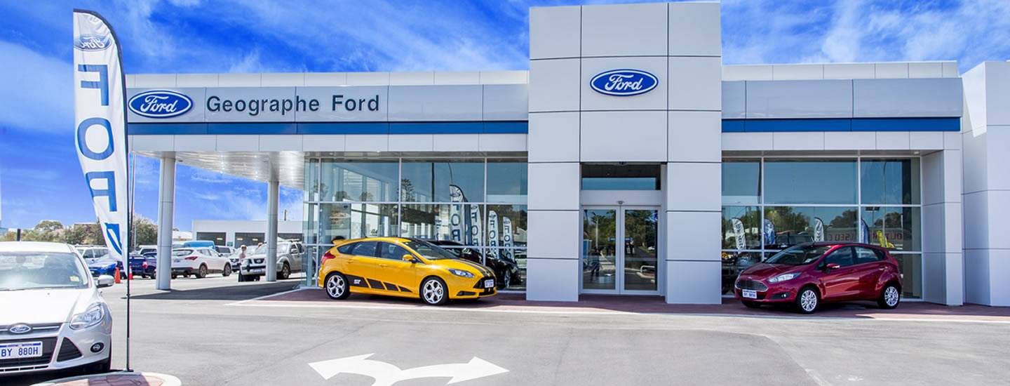 Welcome to Geographe Ford - Bunbury & Busselton, WA