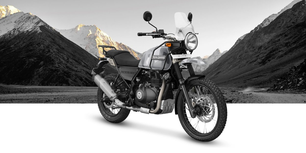 blog large image - Introducing the all new Royal Enfield Himalayan