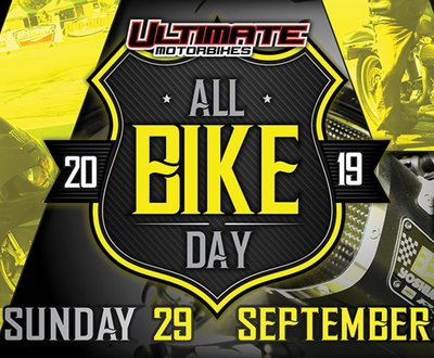 Ultimate Motorbikes presents the All Bike Day 2019 image