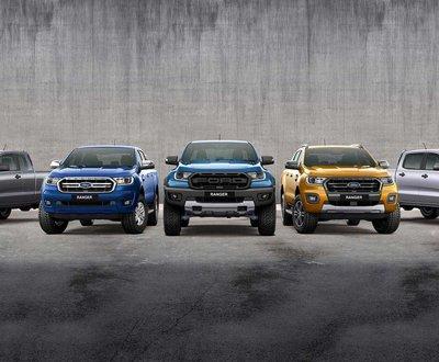 Ford Ranger Range image