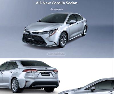 Corolla Sedan image