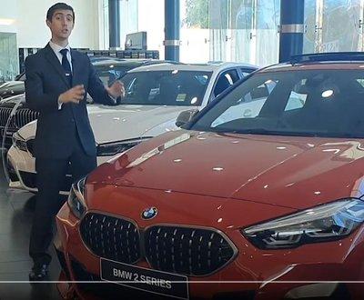 BMW M235i Genius  image
