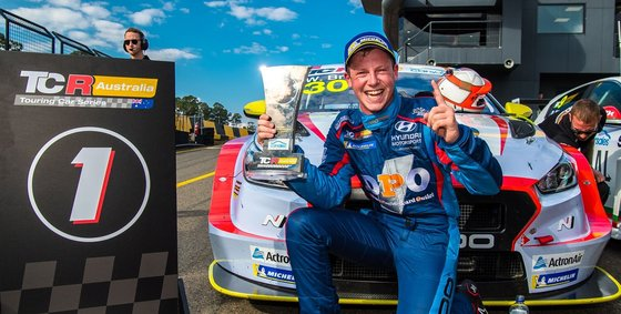 Will Brown - 2019 TCR Champ