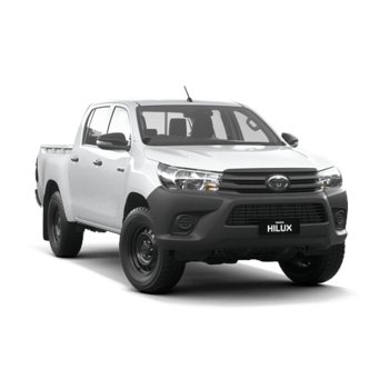 HiLux 4x4 WorkMate Small Image