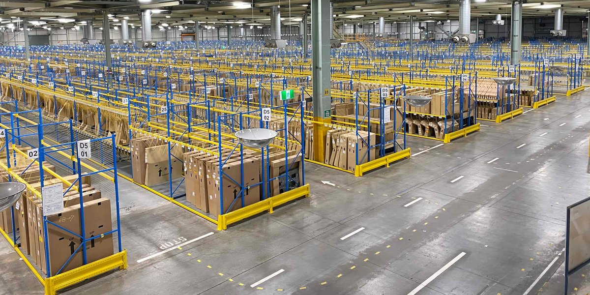 blog large image - Toyota State-Of-The-Art Parts Distribution Delivers Fast and Efficient Service to All Corners of the Country
