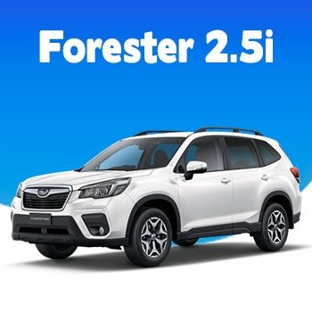 Forester 2.5i $34,990 Small Image