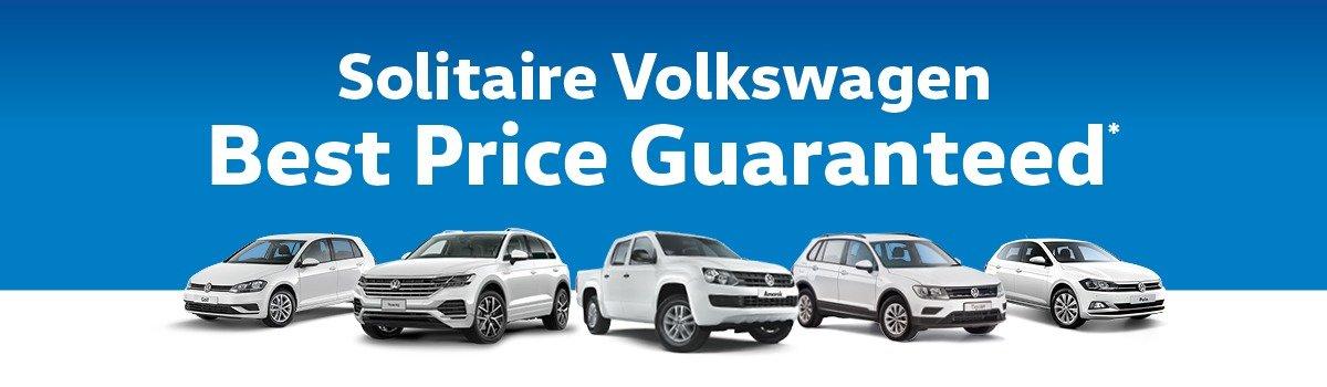 Solitaire Volkswagen Best Price Guaranteed* Large Image