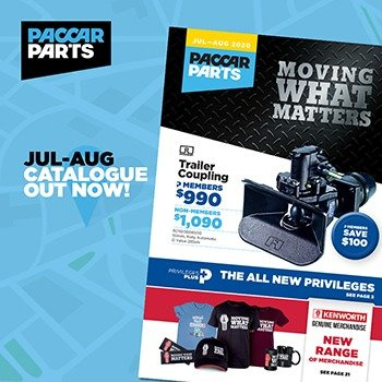 PACCAR Parts | July-August 2020 Catalogue Small Image