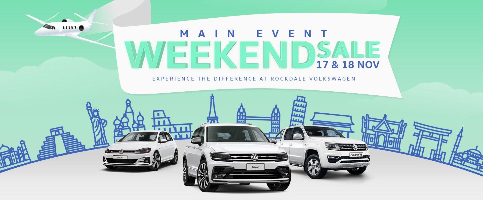 Rockdale Volkswagen Main Event