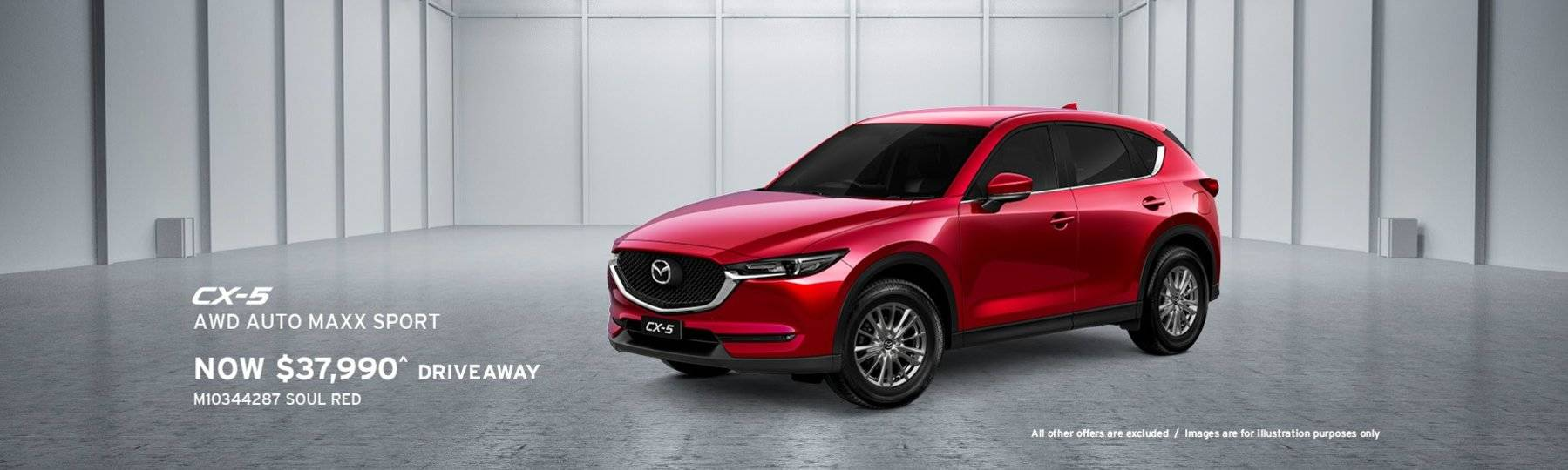 Newcastle Mazda, CX-5