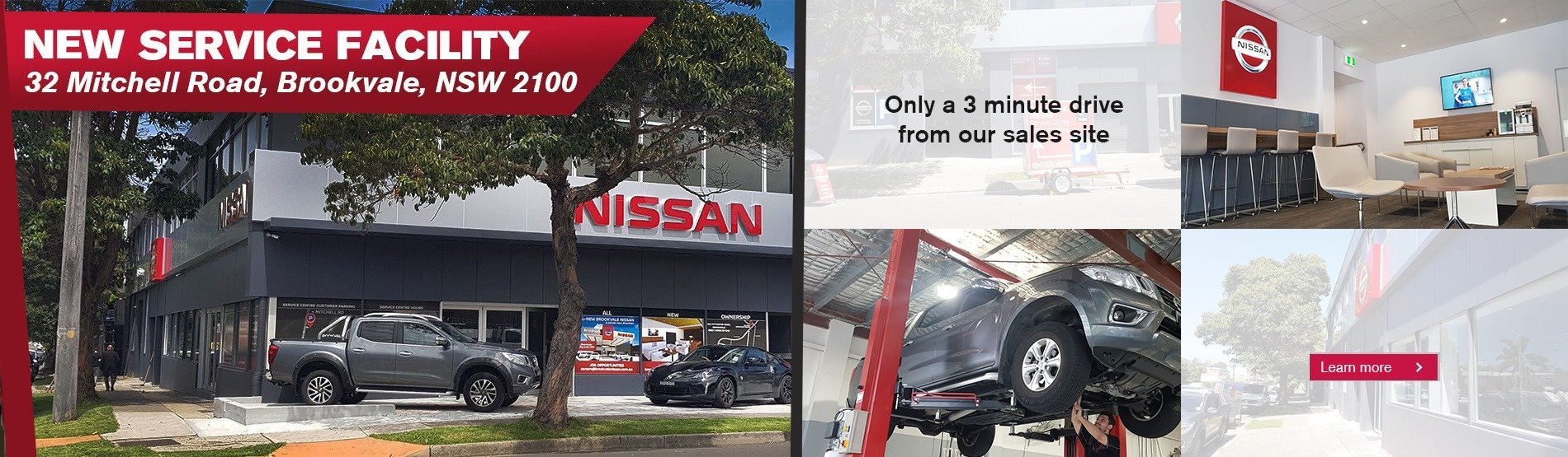Brookvale Nissan | Construction Progress