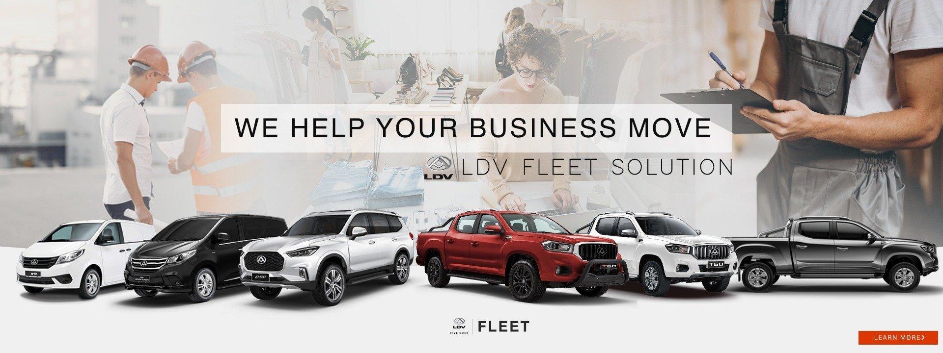LDV Fleet