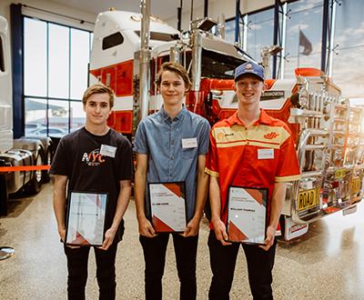 CMV Truck Centre Apprentice Welcome & Grad | Kenworth & DAF image