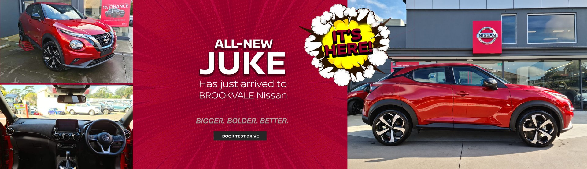 Brookvale Nissan | All-New Juke