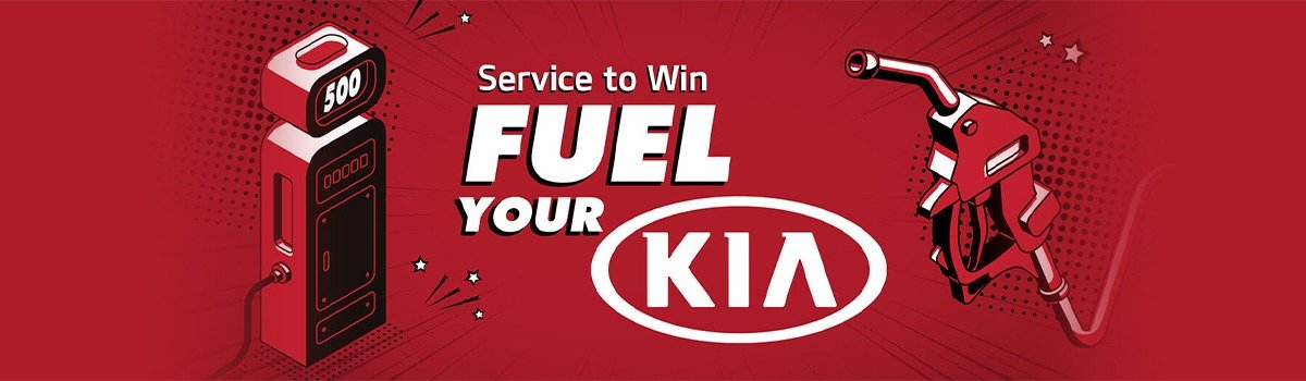 Fuel Your Kia - Service to win! Large Image