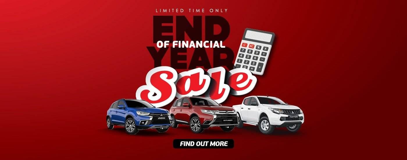 End-of-financial-year-sale-Werribee-Mitsubishi