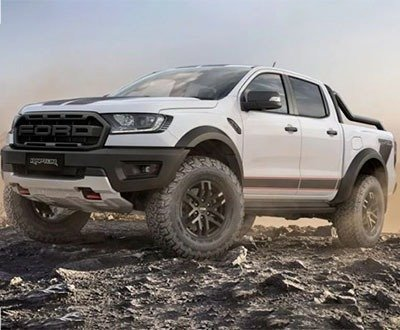 Introducing the Ranger Raptor X - City Ford Sydney image
