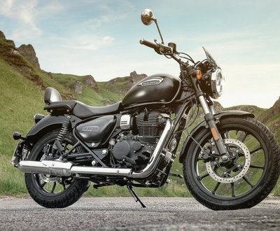 New_Royal_Enfield_Meteor_350 image