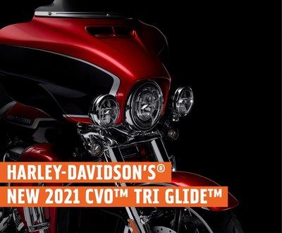 H-D® _2021_New_CVO™_Tri_Glide™ image