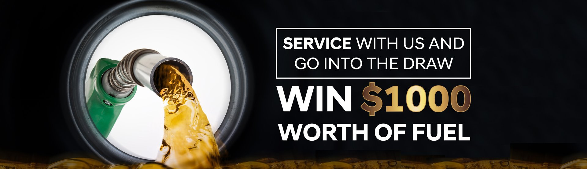 Win $1,000 Worth of Fuel with Morley City Service